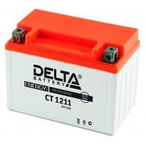Delta мото 11 ач (CT 1211 AGM)