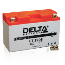Delta мото 8 ач (CT 1208 AGM)