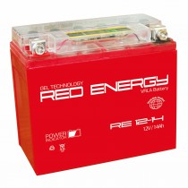 Red Energy мото 14 ач (RE 1214 AGM)