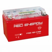 Red Energy мото 8 ач (RE 1208 AGM)