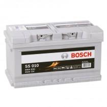 Bosch Silver Plus 85 ач оп низкий (S5 010)