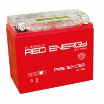 Red Energy мото 5 ач (RE 1205 AGM)