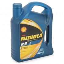 Shell Rimula R5 E 10W-40 20л. п.синт.