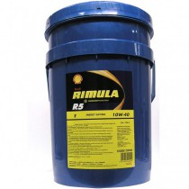 Shell Rimula R5 E 10W-40 4л. п.синт.