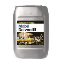 Mobil Delvac 1 5W-40 CI-4/SL 20л. синт.