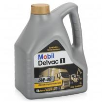 Mobil Delvac 1 5W-40 CI-4/SL 4л. синт.