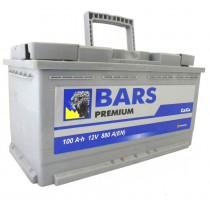 Bars Premium 100 Ач пп
