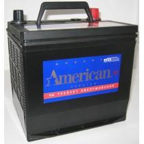 American 62 ач пп (86610)
