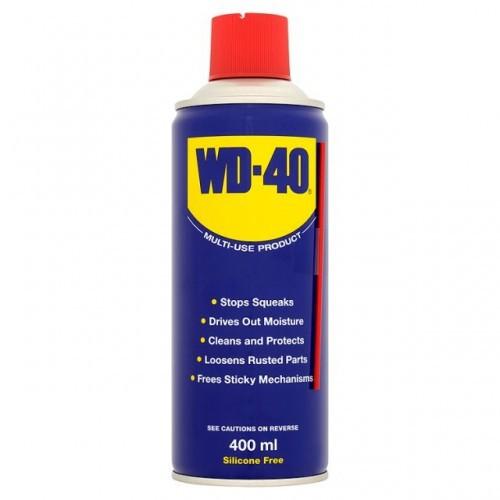 Универсальная смазка WD-40 400 мл.