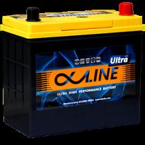 AlphaLine Ultra 59 ач оп тонкие клеммы