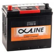 AlphaLine 55 ач пп тонкие клеммы