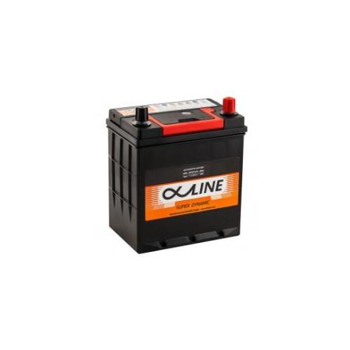 Аккумулятор Alphaline Super Dymanic 44 ач оп тонкие клеммы