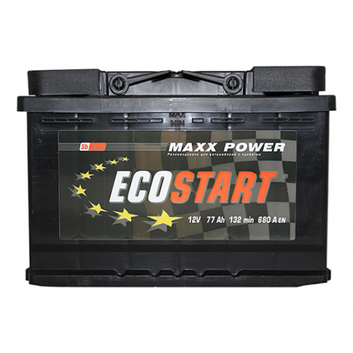 Аккумулятор Eco Start 77 ач оп
