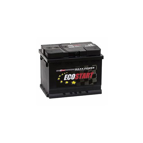 Аккумулятор EcoStart 62 ач оп