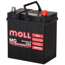 Moll MG Asia 45 ач пп тонк.кл.