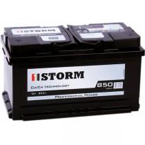 Storm Power 85 ач оп низкий