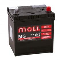 Moll MG Asia 55 ач oп короткий