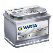 Varta Silver Dynamic AGM 60 ач оп (D52 560901068)