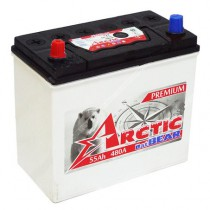 Arctic BatBear Азия 55 ач оп 65B24L тонк.кл.