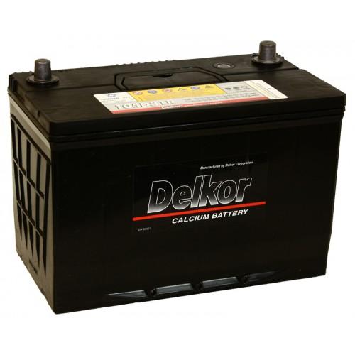 Аккумулятор Delkor 90 ач пп 105D31R