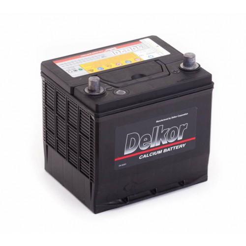 Аккумулятор Delkor 60 ач оп 50D20L