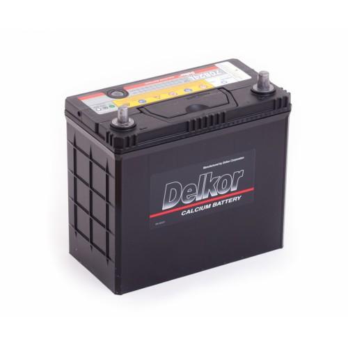 Аккумулятор Delkor 55 ач оп 70B24L