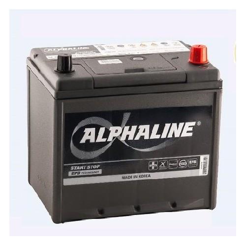 Аккумулятор AlphaLine EFB 65 ач оп 90D23L (Q85)