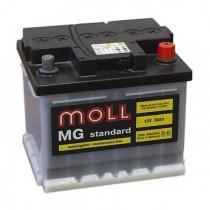 Moll MG Standard 50 ач оп низкий