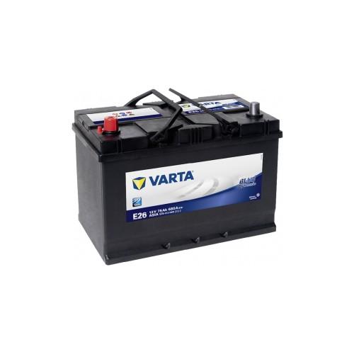 Аккумулятор Varta Blue Dynamic 75 ач пп Asia (E26 575413068)
