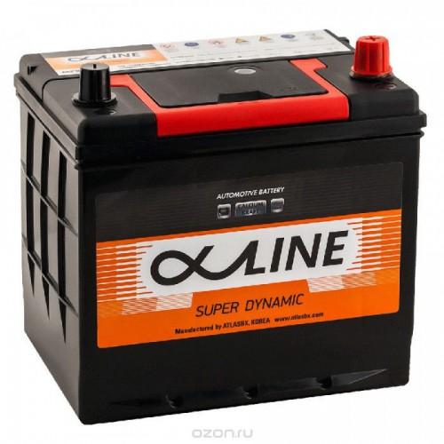 Аккумулятор Alphaline Super Dymanic 70 Ач оп (MF85D23L)