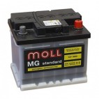 Moll MG Standard 55 ач оп короткий