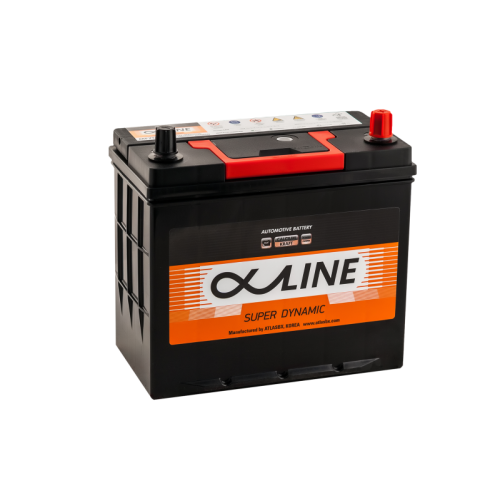Аккумулятор AlphAline Super Dymanic 55 ач оп тонкие клеммы