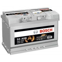 Bosch AGM Start Stop 70 ач оп (S5 A08 570901076)