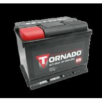 Аккумулятор Tornado 55 ач оп