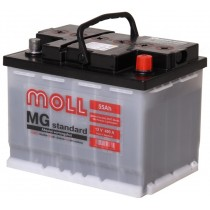 Moll MG Standard 55 ач пп