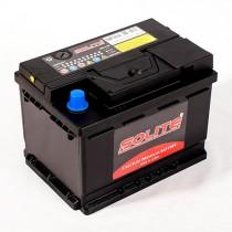 Аккумулятор Solite 60 ач оп низкий