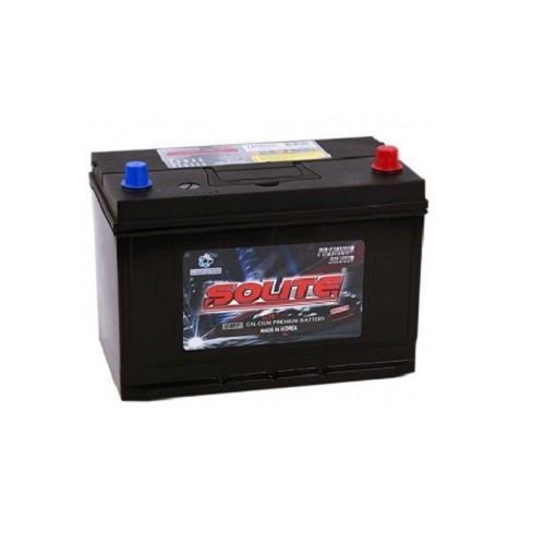 Аккумулятор Solite Silver 125D31L 110 ач оп