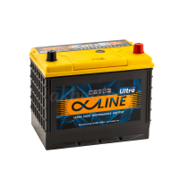 Аккумулятор AlphaLine Ultra 88 ач оп (115D26L)