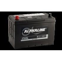 Аккумулятор Alphaline EFB 80 ач пп (115D31R)