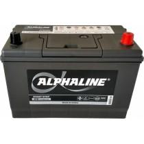 Аккумулятор Alphaline EFB 80 ач оп (115D31L)