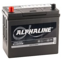Аккумулятор Alphaline EFB 45 ач пп тонк. кл N55R (70B24R)