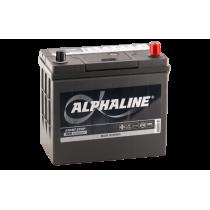Аккумулятор Alphaline EFB 45 ач оп тонк. кл N55 (70B24L)