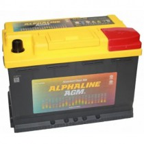 Аккумулятор Alphaline AGM 70 ач оп