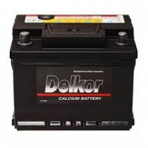 Аккумулятор Delkor 62 ач оп