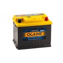 Аккумулятор AlphaLine Ultra 68 ач оп
