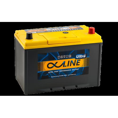 Автомобильный аккумулятор AlphaLine Ultra 105 ач пп (135D31R)