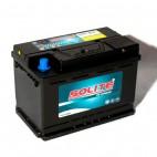 Аккумулятор Solite EFB 70 ач оп