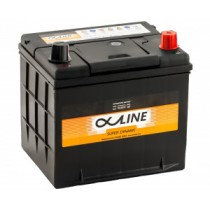 Аккумулятор Alphaline 58 ач оп 26R-550