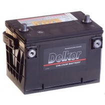 Аккумулятор Delkor 65 ач пп 78DT-850