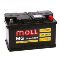 Moll MG Standard 66 ач оп низкий